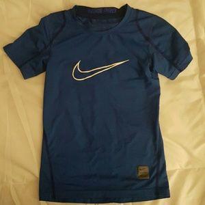 Boys Nike Pro Dri-Fit Shirt